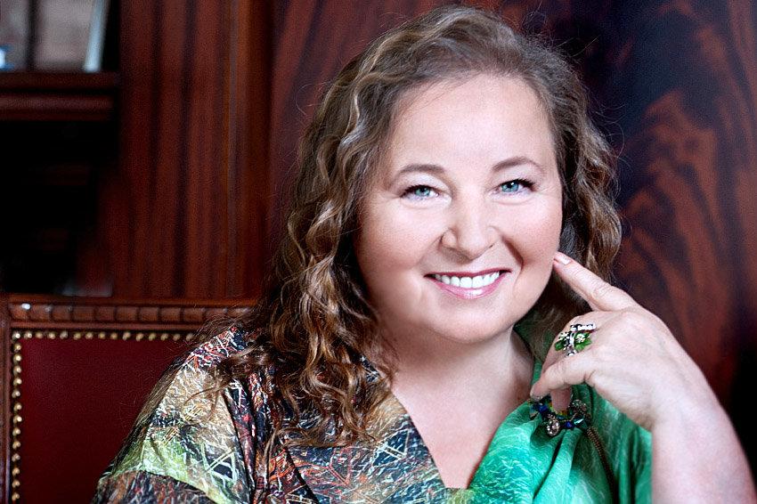 Евдокия Лучезарнова: уходящий год я бы назвала «Годом внутренней жизни»